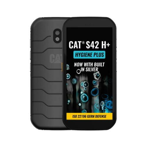 Caterpillar CAT S42 H+ Dual Sim 32GB Fekete