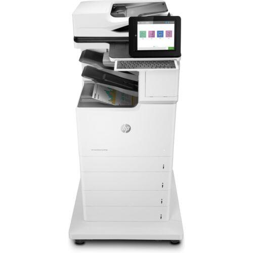 HP LÉZER MFP NY/M/S/F CLJ ENTERPRISE FLOW M681Z, SZÍNES, 2GB, USB/HÁLÓ, A4 47LAP/PERC, 1200X1200 DPI