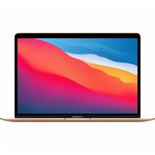 "Apple Macbook Air 13.3"" M1 CTO 8C CPU/7C GPU/16GB/256GB - Arany - HUN KB (2020)"