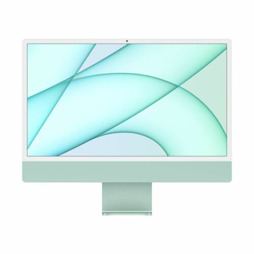 "APPLE IMAC 24"" RETINA, 4.5K CTO : APPLE M1 8C CPU/8C GPU, 16GB/512GB - Zöld (2021)"