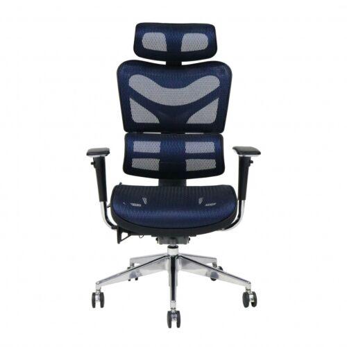MOSH BS-702 kék irodai szék