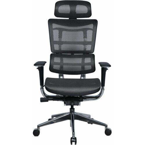 MOSH BS-801 fekete irodai szék