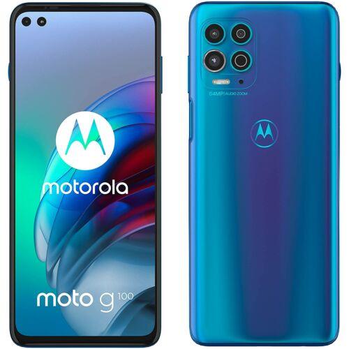 Motorola XT2125-4 Moto G100 5G Dual Sim 8GB RAM 128GB Kék
