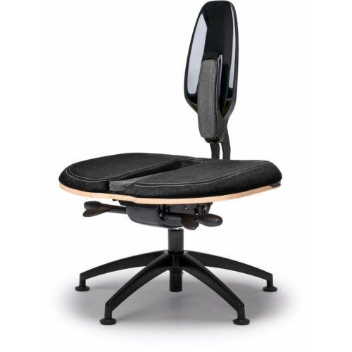 NESEDA Fekete ergonomikus irodai szék