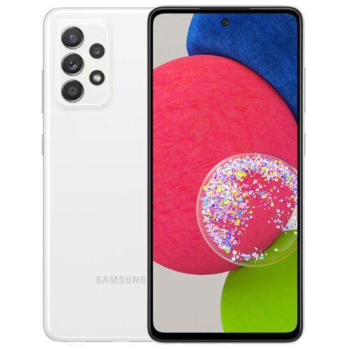 Samsung Galaxy A52s 5G A528 Dual Sim 6GB RAM 128GB Fehér