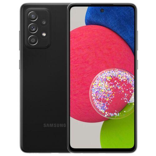 Samsung Galaxy A52s 5G A528 Dual Sim 6GB RAM 128GB Fekete