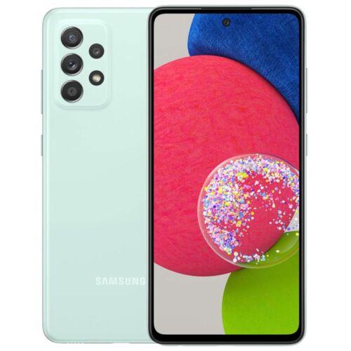 Samsung Galaxy A52s 5G A528 Dual Sim 6GB RAM 128GB Zöld