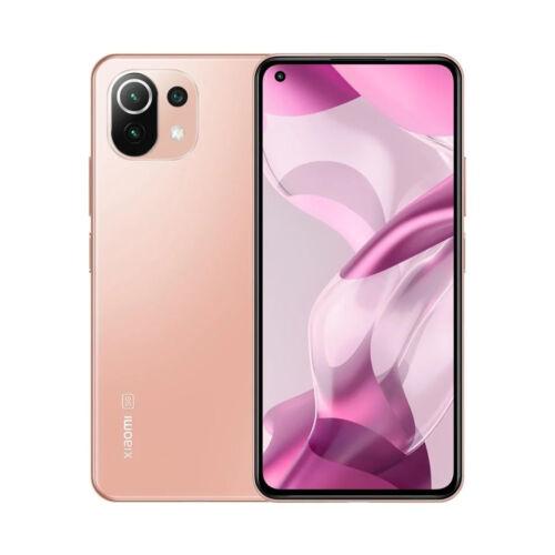 Xiaomi 11 Lite 5G NE Dual Sim 6GB RAM 128GB Rózsaszín
