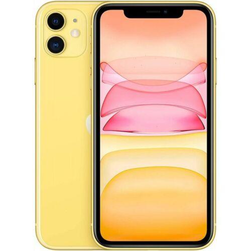 Apple iPhone 11 64GB Sárga