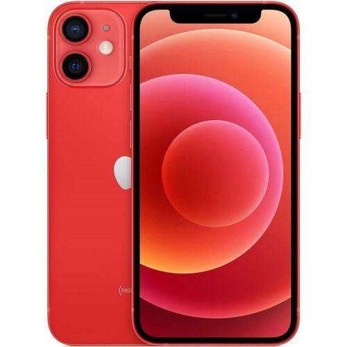 Apple Iphone 12 mini 256GB Piros
