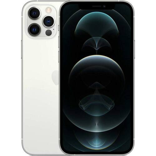 Apple iPhone 12 Pro 256GB Ezüst
