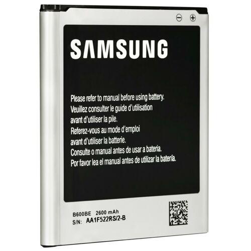 Samsung i9500 Galaxy S4 gyári akkumulátor - Li-Ion 2600 mAh - EB-B600BEBEG (ECO csomagolás)