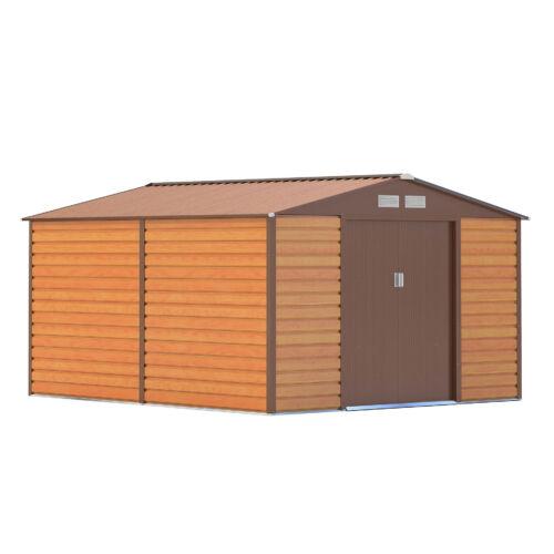 G21 GAH 884 - 277 x 319 cm kerti ház, barna