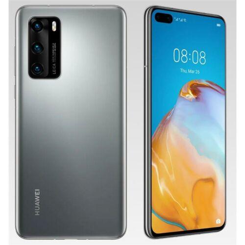 Huawei P40 5G Dual Sim 8GB RAM 128GB Ezüst