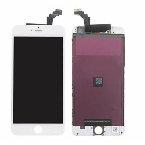 """LCD kijelző érintőpanellel - Apple iPhone 6 4.7"""" - kiváló minőségű, utángyártott - fehér"""