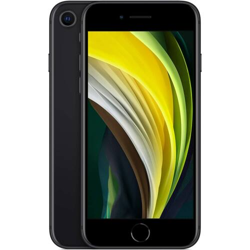 Apple Iphone SE 2020 64GB Fekete