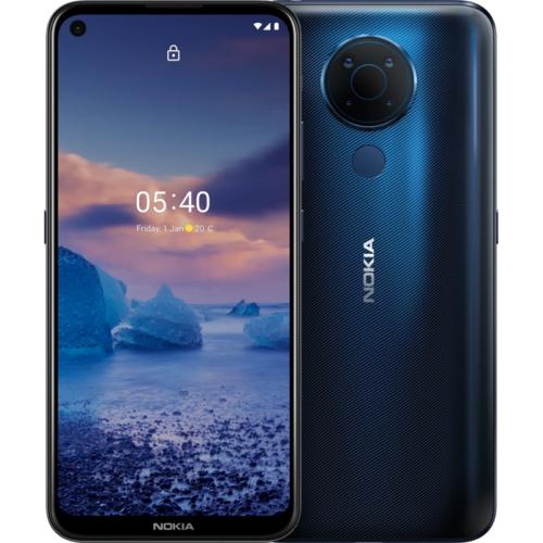Nokia 5.4 Dual Sim 4GB RAM 128GB Kék