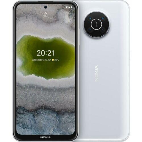 Nokia X10 Dual Sim 5G 4GB RAM 128GB Fehér