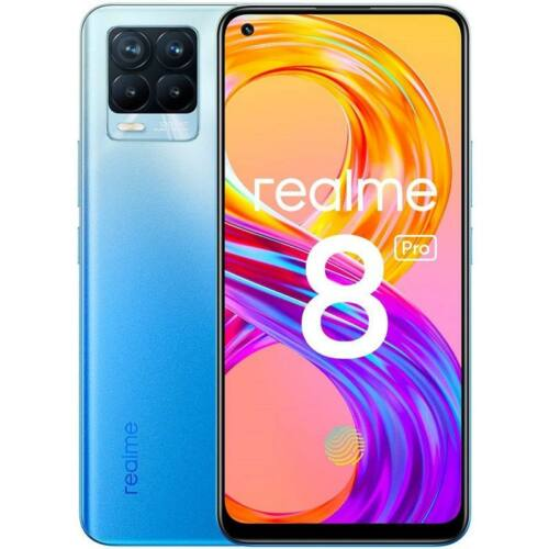 Realme 8 Pro Dual Sim 8GB RAM 128GB Végtelen Kék
