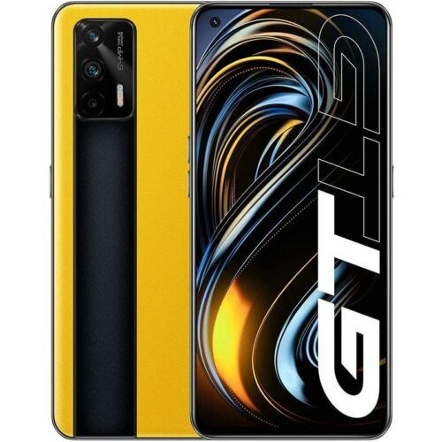 Realme GT 5G Dual Sim 12GB RAM 256GB Sárga