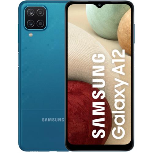 Samsung Galaxy A12 A125 Dual Sim 4GB RAM 64GB Kék