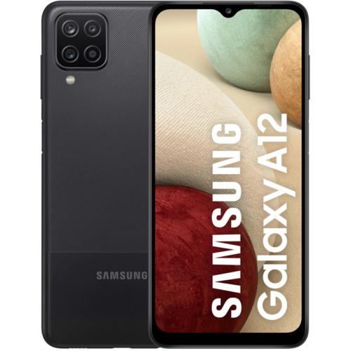 Samsung Galaxy A12 A125 Dual Sim 4GB RAM 128GB Fekete