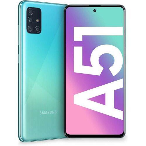 Samsung Galaxy A51 128GB 4GB RAM Dual Kék