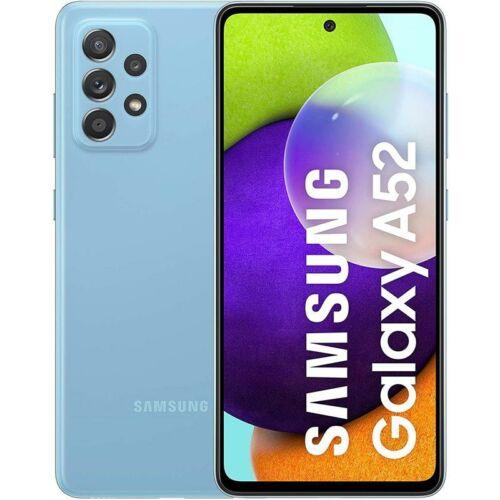 Samsung Galaxy A52 LTE A525 Dual Sim 4GB RAM 128GB Kék