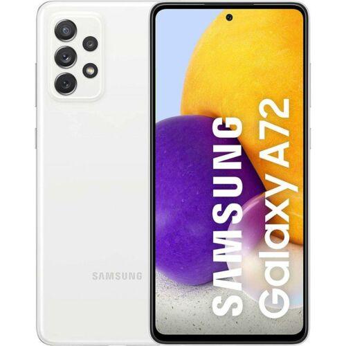 Samsung Galaxy A72 LTE A725 Dual Sim 6GB RAM 128GB Fehér