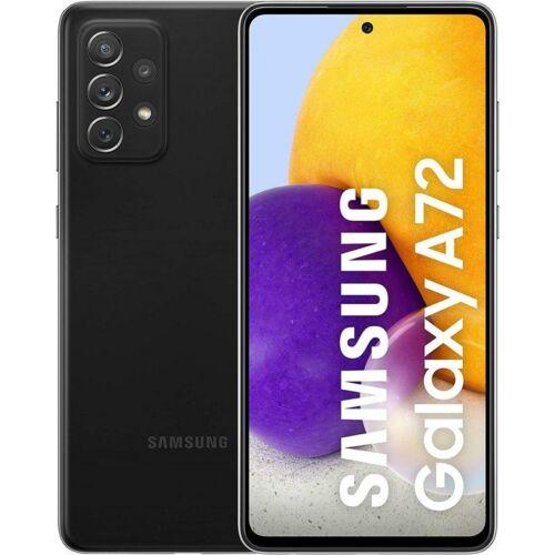 Samsung Galaxy A72 LTE A725 Dual Sim 6GB RAM 128GB Fekete