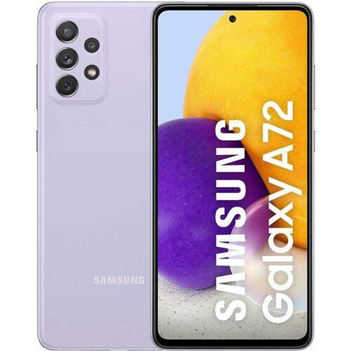 Samsung Galaxy A72 LTE A725 Dual Sim 8GB RAM 256GB Lila