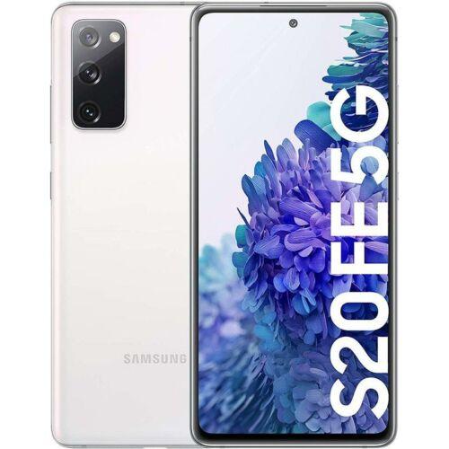 Samsung Galaxy S20 FE G781 5G Dual Sim 128GB Fehér