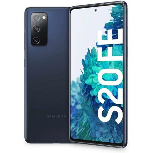 Samsung Galaxy S20 FE G780G (2021) LTE Dual Sim 128GB Kék