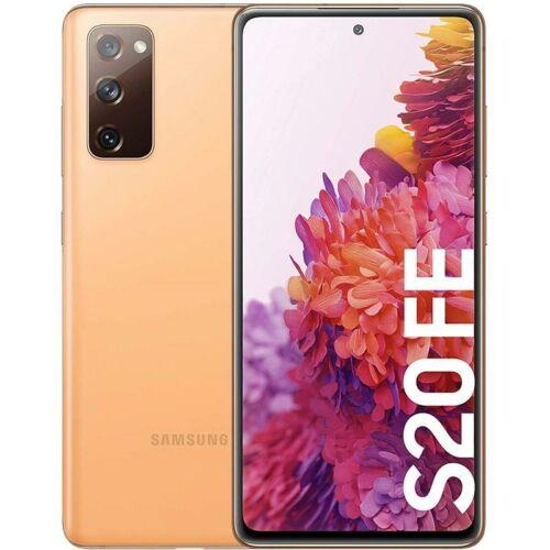 Samsung Galaxy S20 FE G780 Dual Sim 128GB Narancs