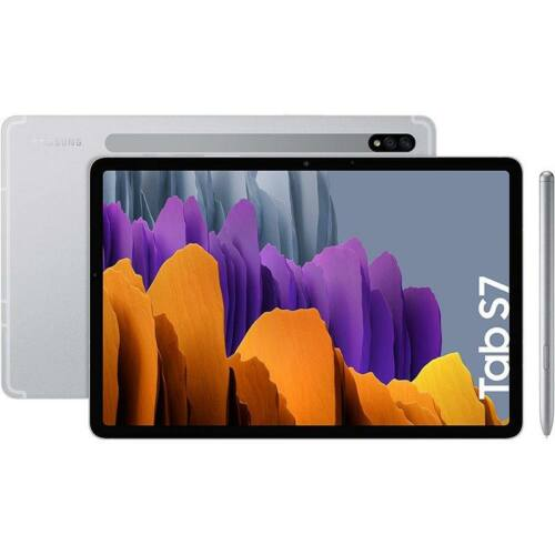 Samsung Galaxy Tab S7 T870N 11.0 128GB WiFi Ezüst