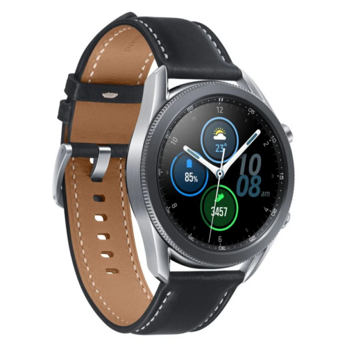 Samsung Galaxy Watch 3 R840 45mm Ezüst