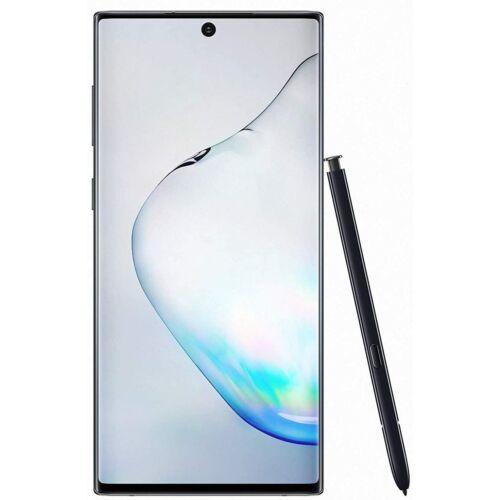 Samsung Galaxy Note 10 N970 DualSIM LTE okostelefon - 256GB - 8GB RAM -  Fénylő fekete