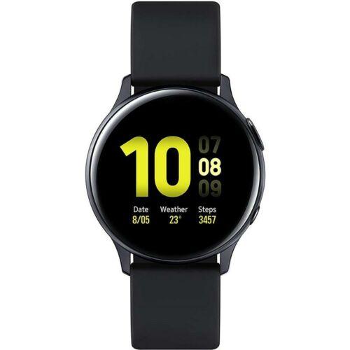 Samsung Galaxy Watch R820 44mm Aluminum Fekete