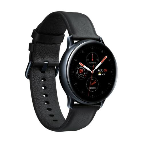 Samsung Galaxy Watch R830 40mm Stainless Steel /Rozsdamentes/ Fekete