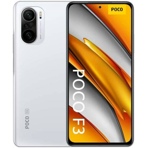 Xiaomi Poco F3 5G Dual Sim 6GB RAM 128GB Fehér