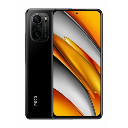 Xiaomi Poco F3 5G Dual Sim 6GB RAM 128GB Fekete