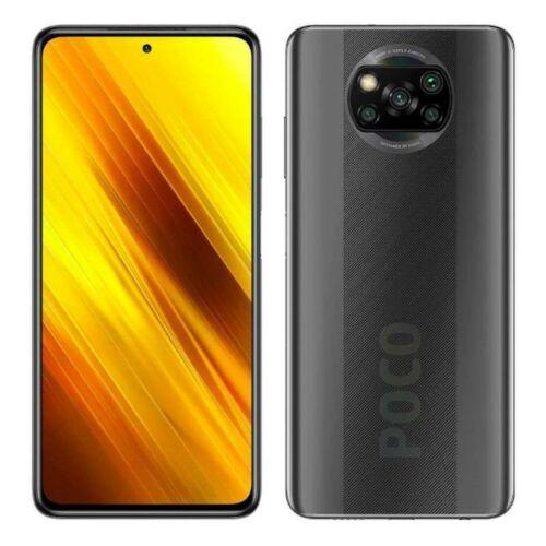 Xiaomi Pocophone X3 NFC Dual Sim 6GB RAM 64GB Szürke