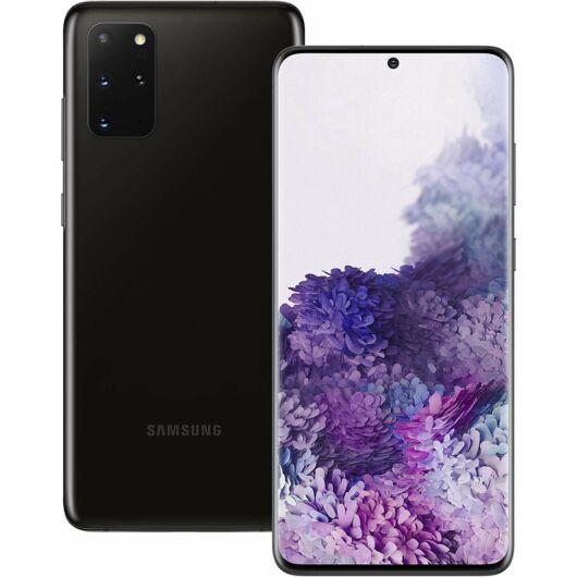 Samsung Galaxy S20+ G986B 5G 128GB Dual Sim Fekete