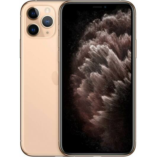 Apple iPhone 11 Pro LTE okostelefon - 64GB - 4GB RAM - Arany