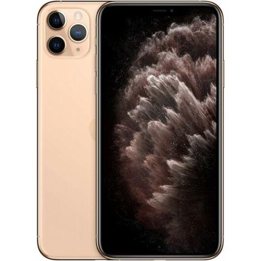 Apple iPhone 11 Pro Max LTE okostelefon - 256GB - 4GB - Arany