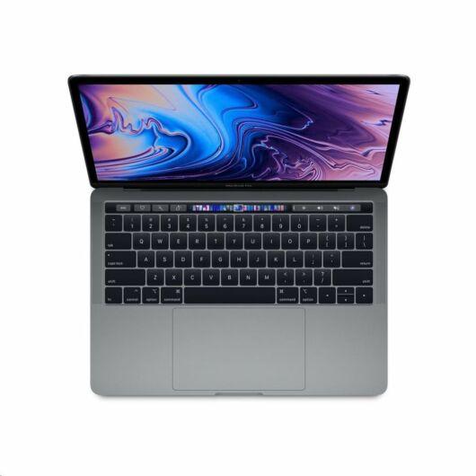 Apple MacBook Pro 13' Retina Touch Bar & ID Notebook i5 1.4GHz 256GB asztroszürke (MUHP2MG/A)
