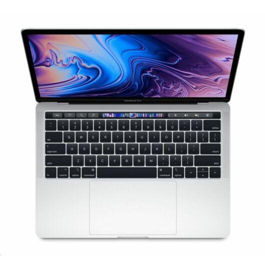Apple MacBook Pro 13' Retina Touch Bar & ID Notebook i5 2.4GHz 256GB ezüst (MV992MG/A)