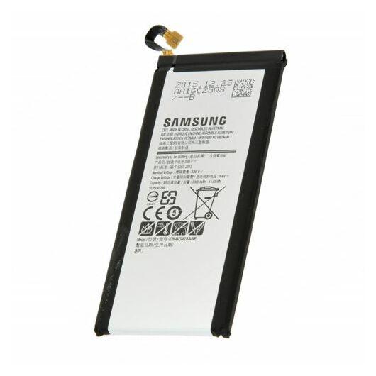 Samsung SM-G928 Galaxy S6 Edge Plus gyári akkumulátor - Li-Ion 3000 mAh - EB-BG928ABE (ECO csomagolás)