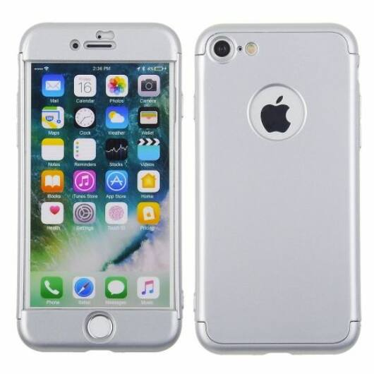 360 tok Iphone 7/8 készülékhez, ezüst