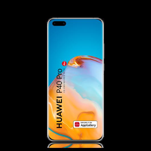 Huawei P40 Pro 5G Dual Sim 8GB RAM 256GB Fehér